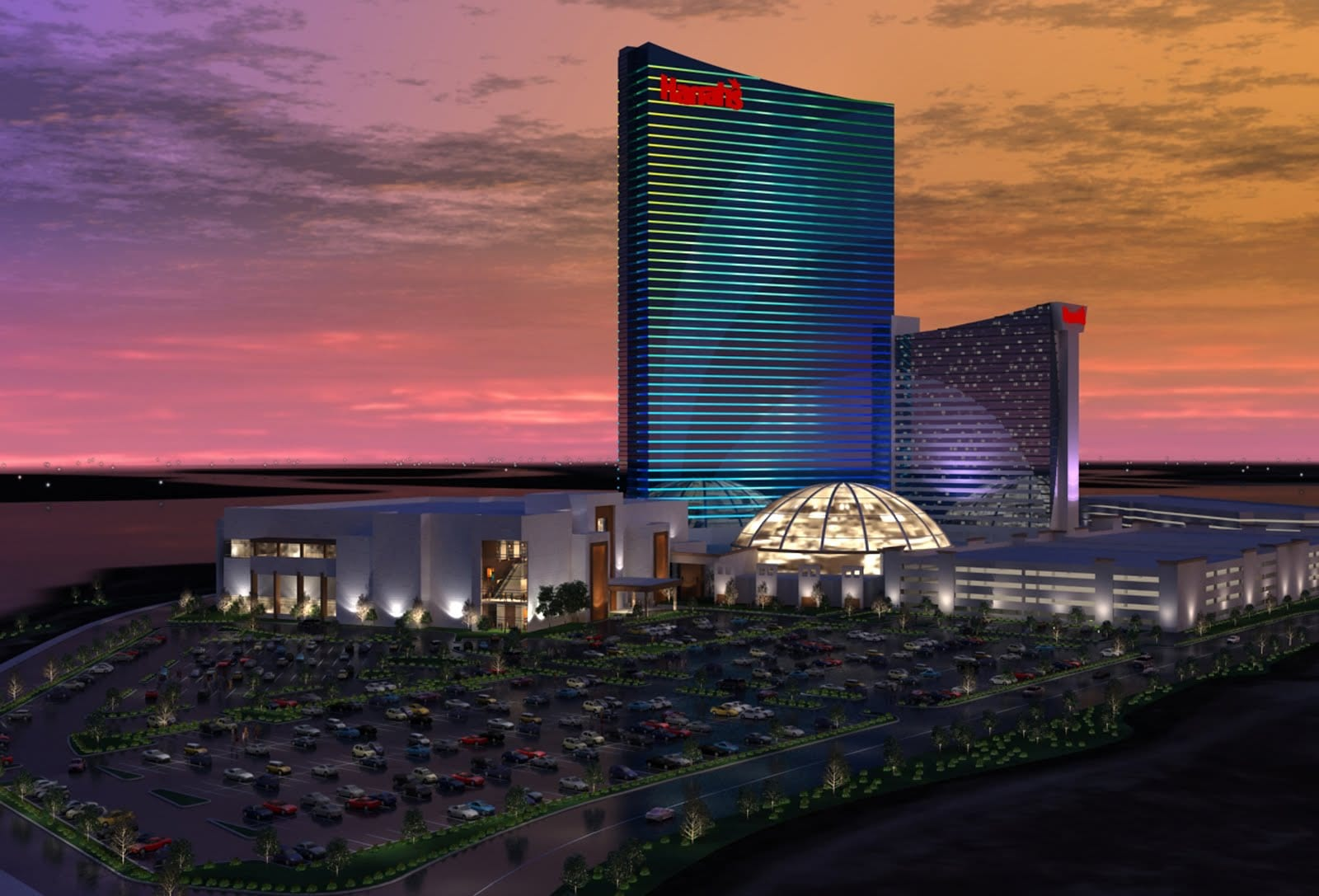 NJ Casino Trips - Harrah's Resort - LI Casino Transportation