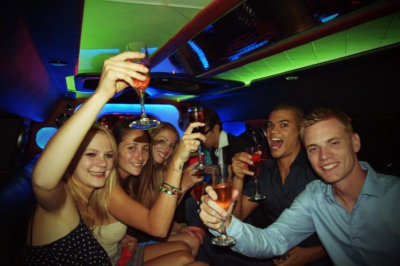 Party Bus Casino Rental - LI Casino Transportation