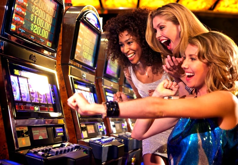 Party Bus Casino Trips - LI Casino Transportation
