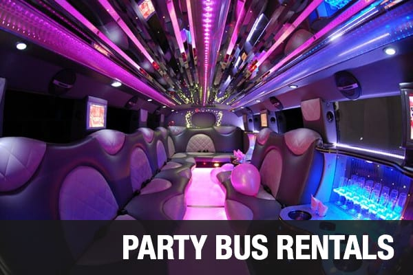Party Bus Casino Rentals-LI Casino Transportation