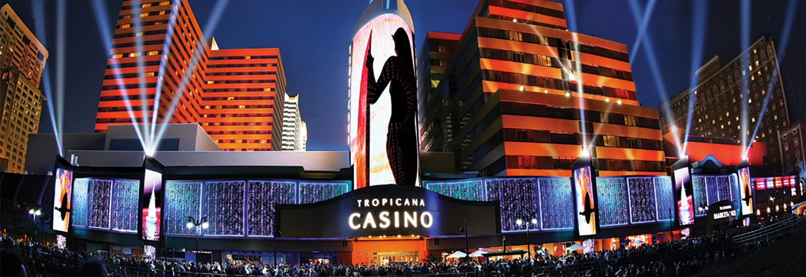NJ Casino Trips - Tropicana Casino & Resort - LI Casino Transportation